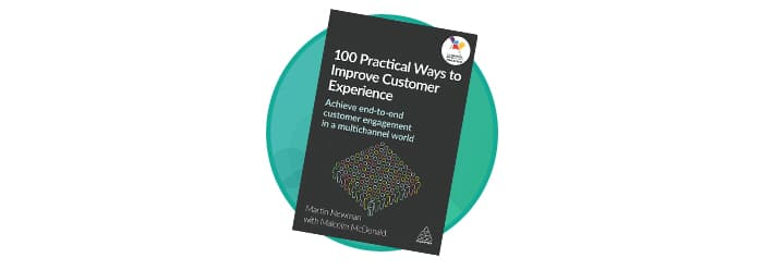 100 practical ways to improve customer experience CX review book