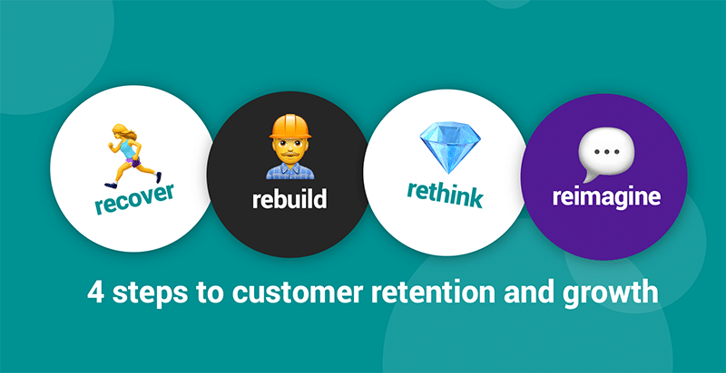 4 steps customer retention recovery post covid