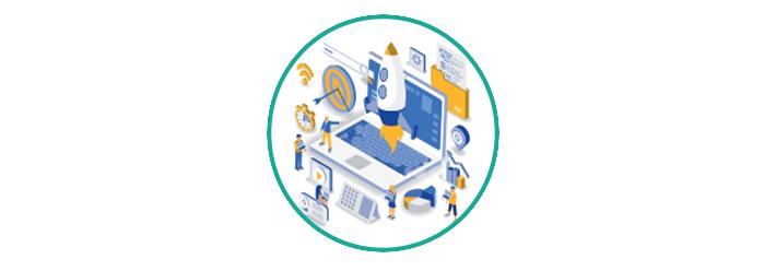 5 Brilliant Customer Service Ideas Icon
