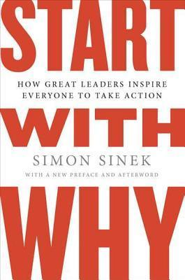 customer success book Simon Sinek Start with Why