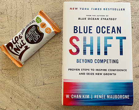 Blue Ocean Shift Book Review