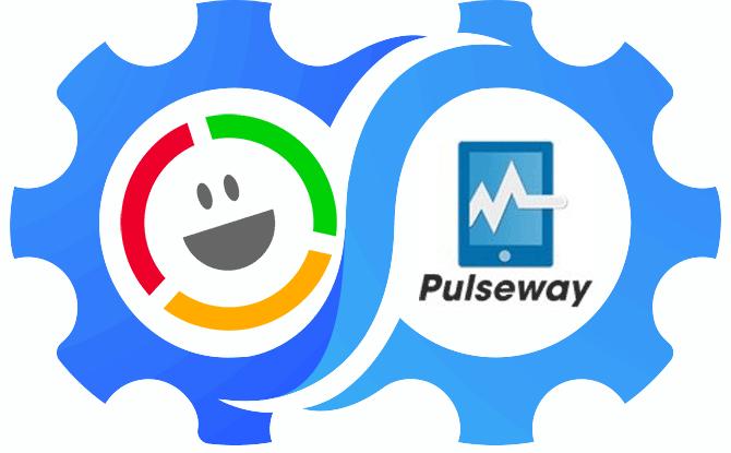 Pulseway Customer Thermometer integration logo