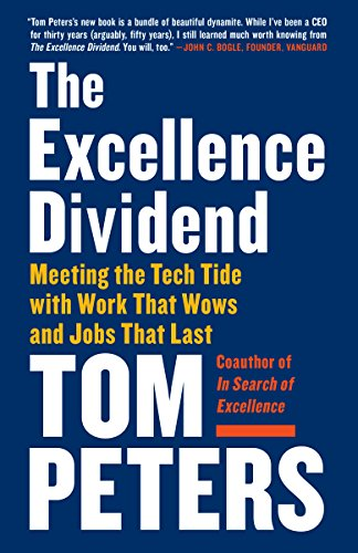 The Excellence Dividend employee survey question ideas