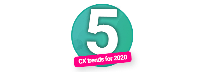customer experience predictions 2020 customer thermometer