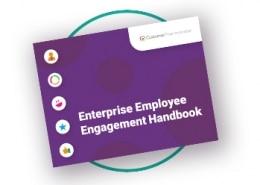 Employee engagement experience survey handbook