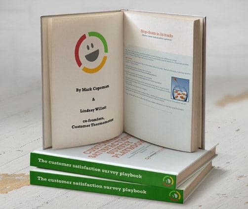 THE Customer satisfaction playbook