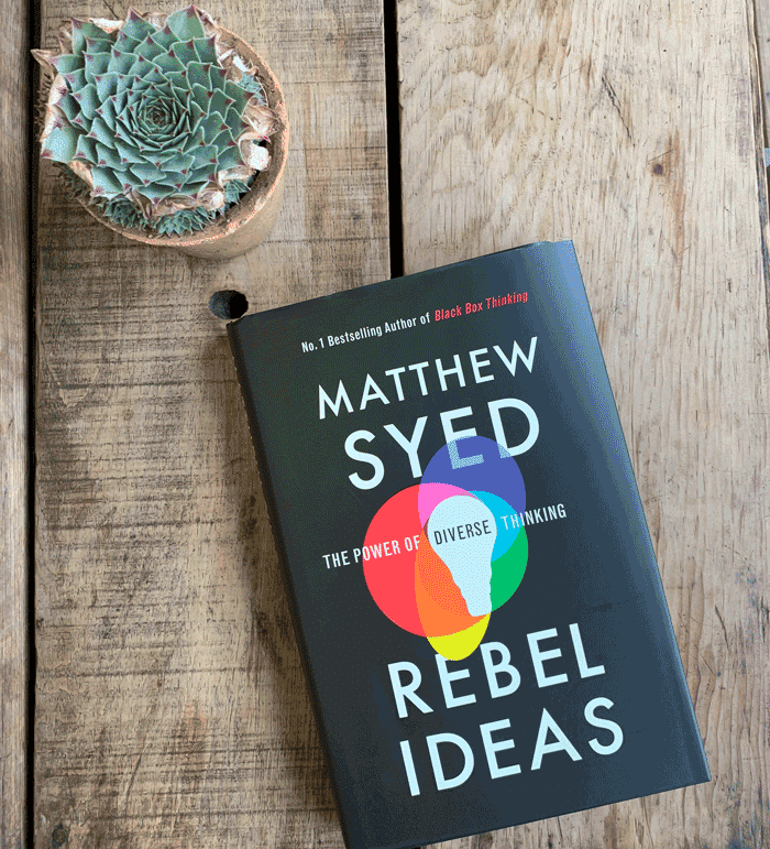 Rebel Ideas Book Review Matthew Syed