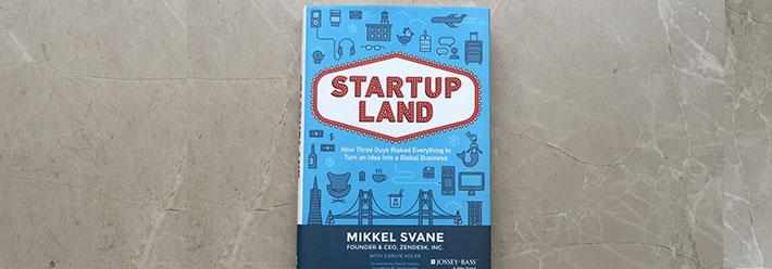 Startup Land by Mikkel Svane