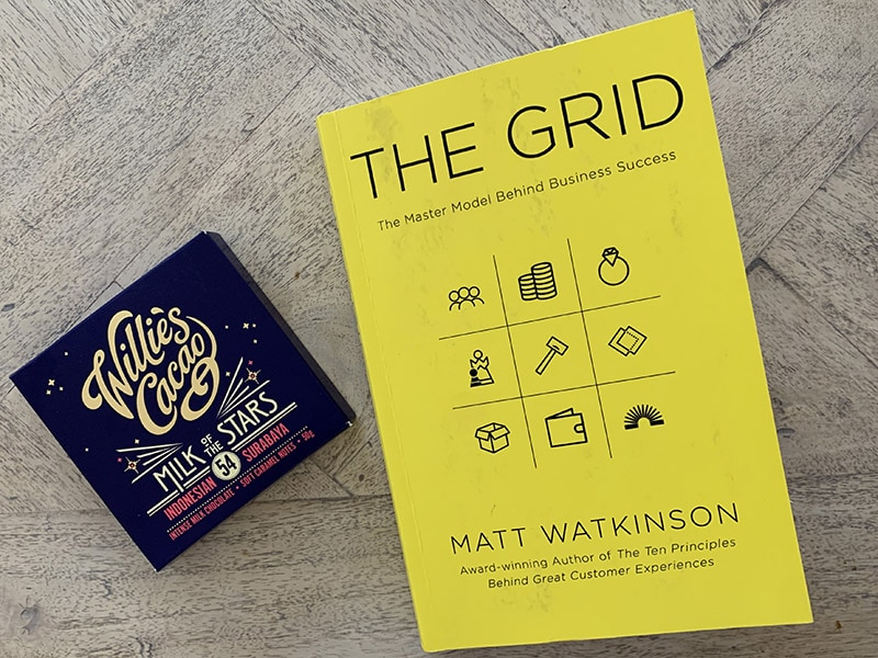 The Grid Matt Watkinson Review