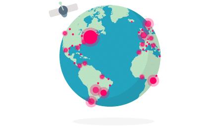 worldwide-reach