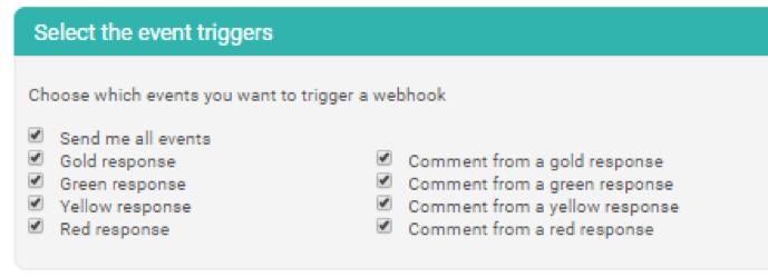 ServiceNow Event Triggers Webhooks